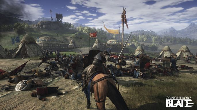 Conqueror's Blade gratis Steam