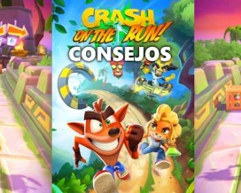 9 consejos básicos para progresar en Crash Bandicoot: On The Run!