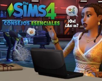 Los 8 consejos esenciales para aprovechar Los Sims 4 al máximo