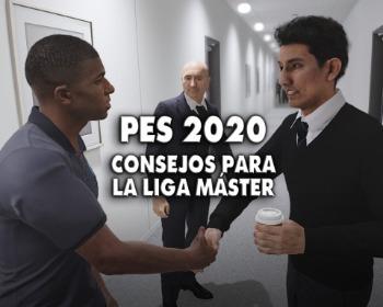8 consejos para ganar en la Liga Máster de PES 2020