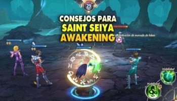 7 consejos importantes para progresar en Saint Seiya Awakening