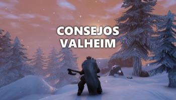11 consejos esenciales para sobrevivir en Valheim