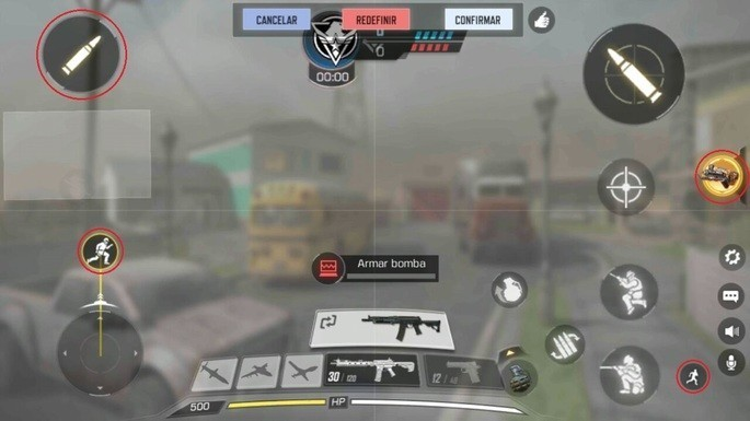 Mejor configuración de controles - Call of Duty Mobile