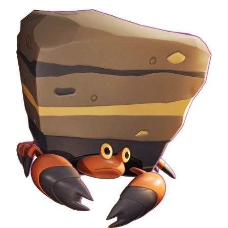 Crustle Pokemon Unite