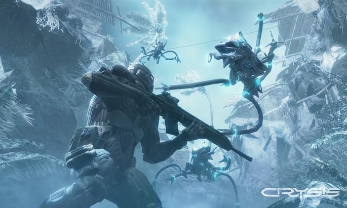 Juegos de tiros para PC con pocos requisitos: Crysis 1