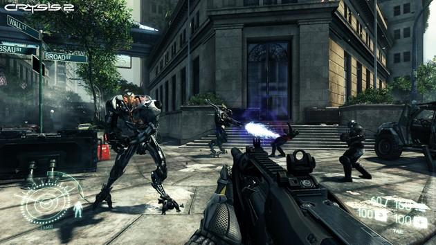 Juegos de tiros para PC con pocos requisitos: Crysis 2