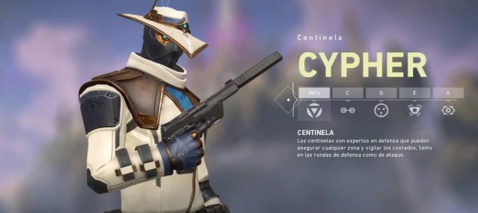 Cypher - Valorant