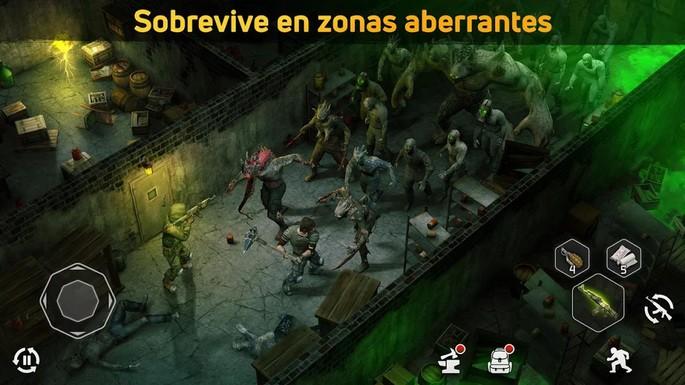 Dawn of Zombies: Survival - Mejores juegos para Android