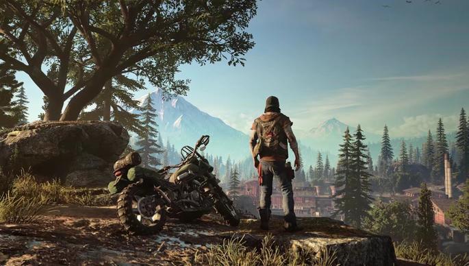 Days Gone - Juegos exclusivos de la PS4