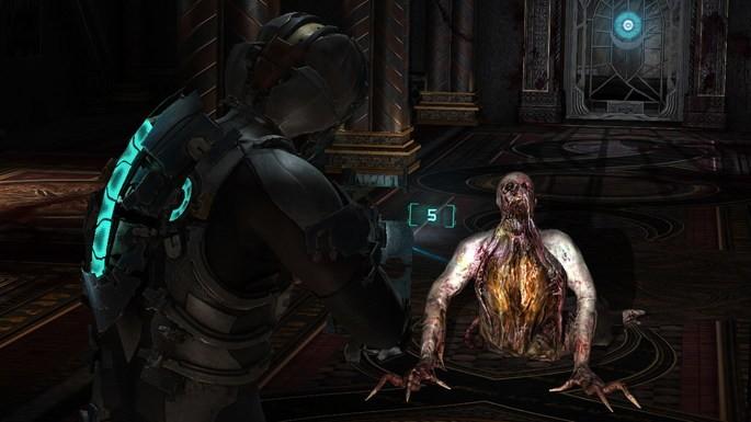 Dead Space 2 - Mejores juegos de terror PC