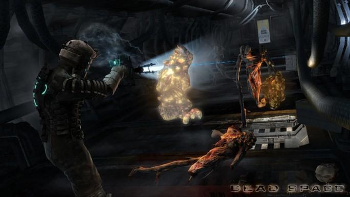 Dead Space - Juegos de terror para PC pocos requisitos