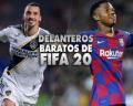 Los mejores delanteros baratos de FIFA 20 para el Modo Carrera
