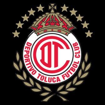 Deportivo Toluca Escudo