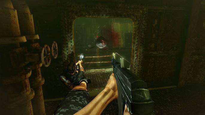 Depth - Juegos de terror para PC pocos requisitos