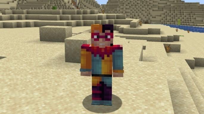 Descargar Skin Minecraft