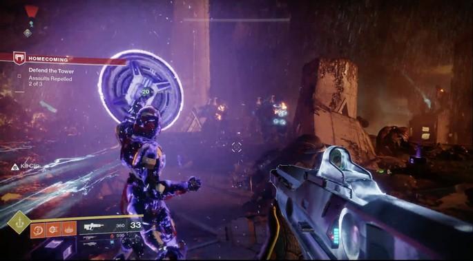 Destiny 2 - Juegos de multijugador