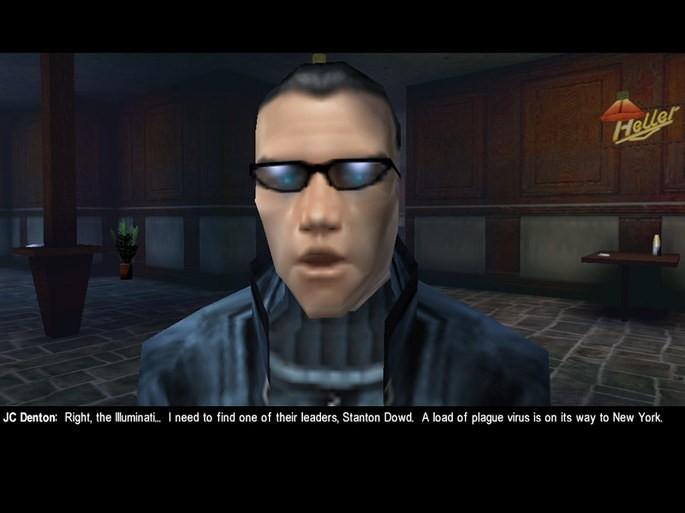 Deus Ex - Juegos antiguos PC