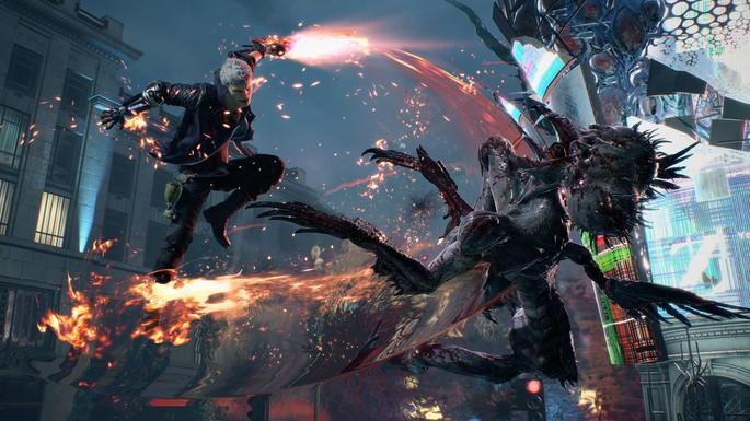 Devil May Cry 5 - Mejores juegos para PC