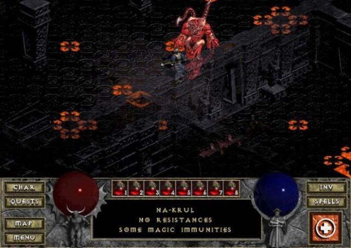 Diablo 1 - Mejores juegos para PC