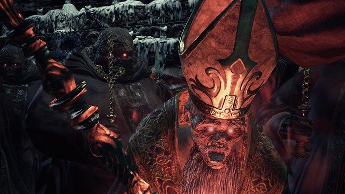 Diáconos de la Oscuridad - Dark Souls 3 Bosses