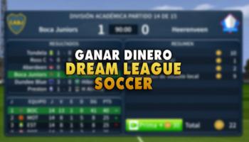 Cómo ganar dinero gratis en Dream League Soccer 2021