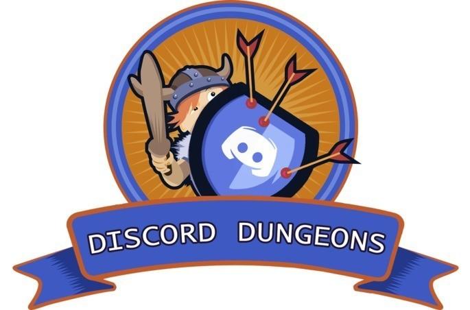 Discord Dungeons - Bots de juegos para Discord