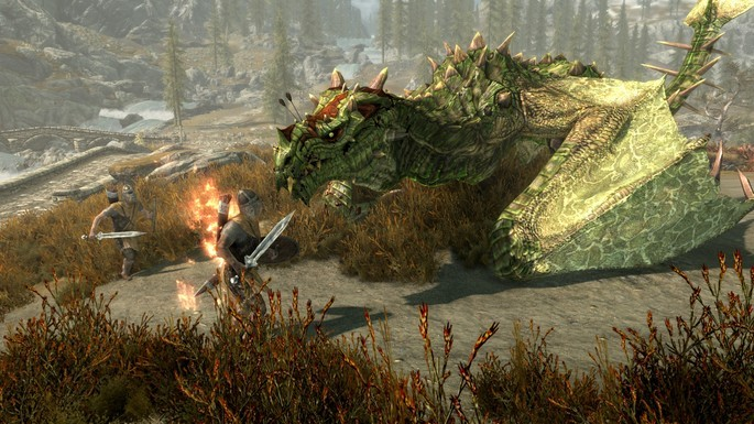 Diverse Dragons Collection - Mods Skyrim
