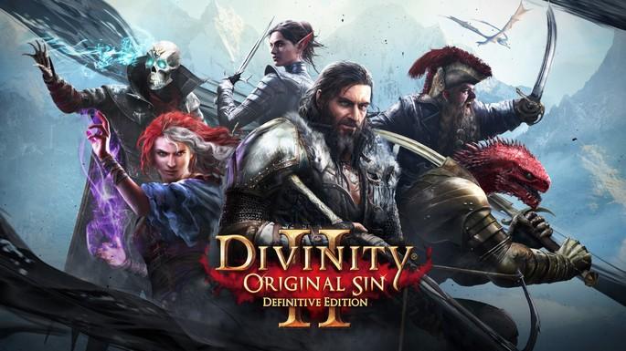 Divinity Original Sin 2 - Juegos multijugador PS4