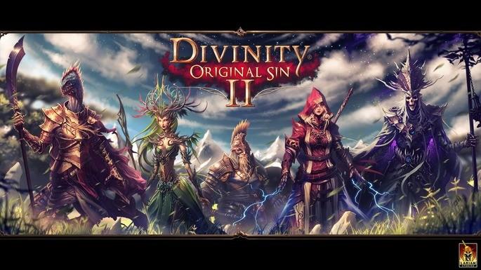 Divinity Original Sin 2 PS4