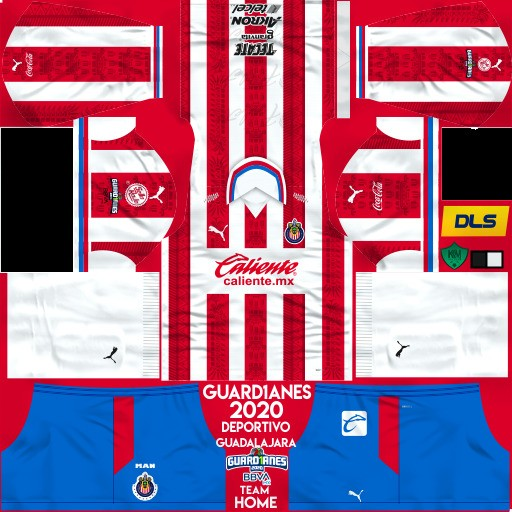 DLS19 Chivas del Guadalajara Uniforme Local