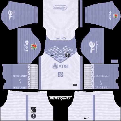 DLS19 Club América Tercer uniforme del portero