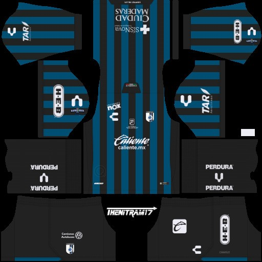DLS19 Querétaro Uniforme Local