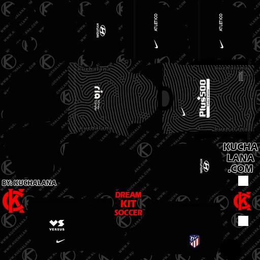 DLS21 Atlético de Madrid Uniforme Titular del portero