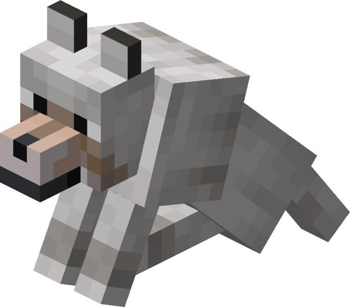 Domesticar Lobo Minecraft