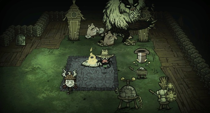 Don't Starve Together - Juegos multijugador PC