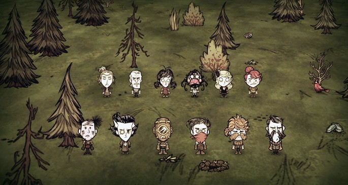 Don't Starve Together - Mejores juegos indie