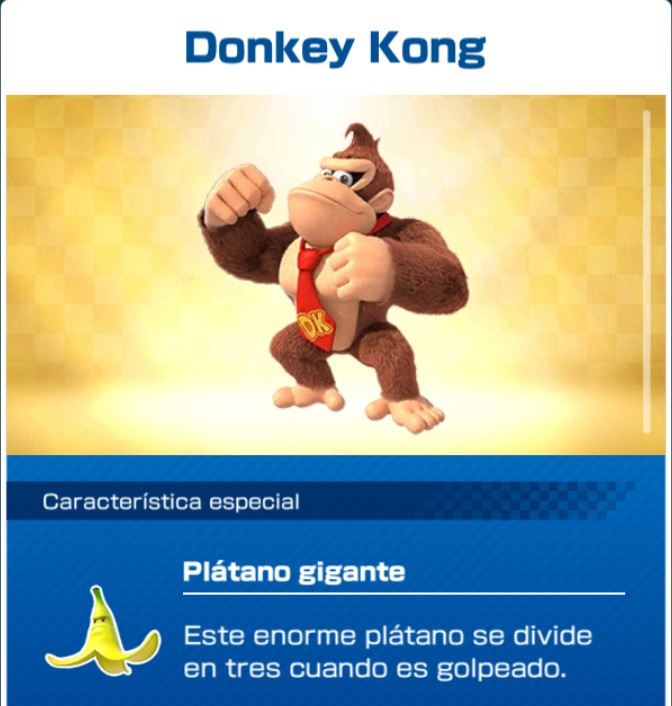 Donkey Kong MKT