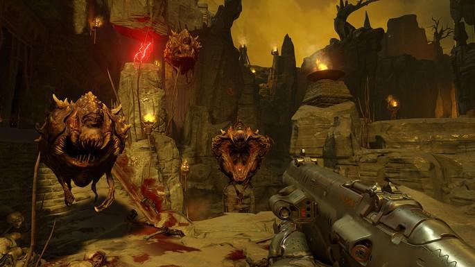Doom 2016 - Mejores juegos para PC