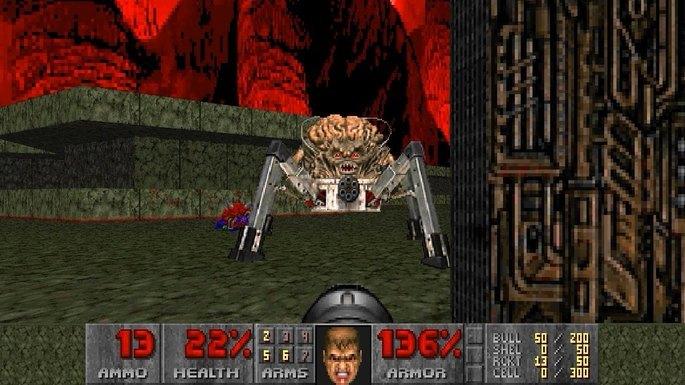 Doom - Juegos antiguos PC