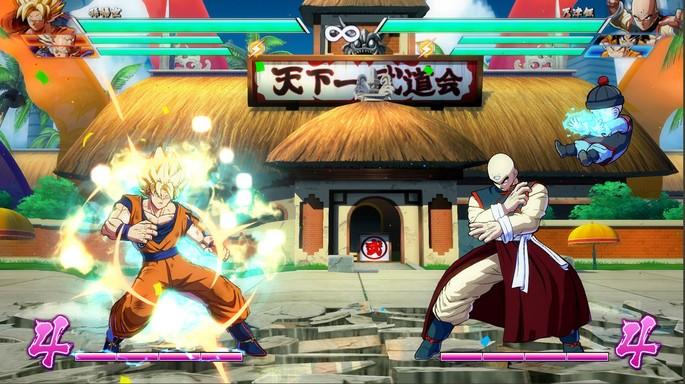 Dragon Ball FighterZ - Juegos de multijugador