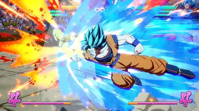 Dragon Ball FighterZ - Juegos multijugador PS4