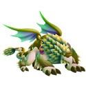 Dragón Durian Dragon City