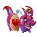 Dragón Gran Corazón Dragon City