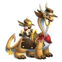 Dragón Ranger Dragon City