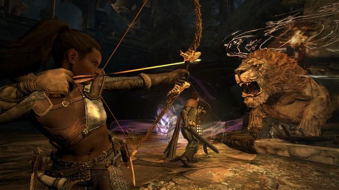 Dragon's Dogma Dark Arisen - Mejores juegos RPG para PC