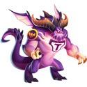 Dragón Titán Puro Dragon City