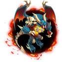 Dragón Vampiro Furioso Dragon City