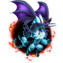 Dragón Vampiro Soberbio Dragon City