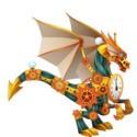 Dragón Viaje en el Tiempo Dragon City