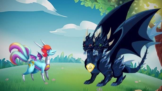 Dragones Épicos de Dragon City